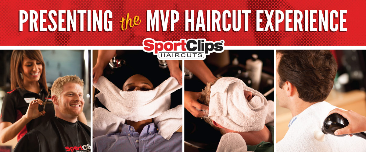 The Sport Clips Haircuts of Downtown Boise  MVP Haircut Experience