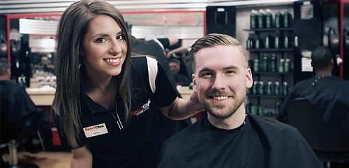 Sport Clips Haircuts of Downtown Boise ​ stylist hair cut
